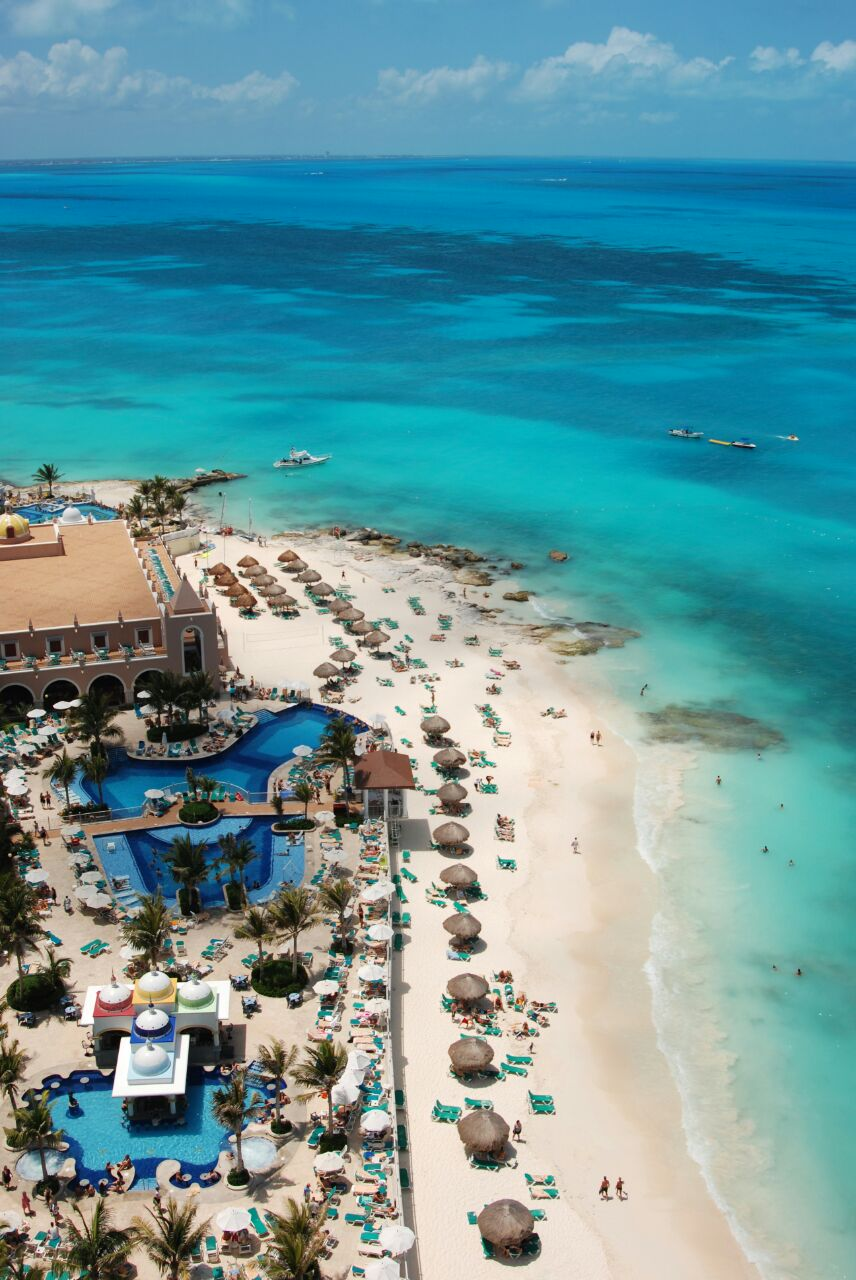 State Department Updates Mexico Travel Warning Cancun: Update On Recommendations For Travel To Mexico By The