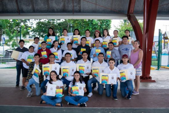 La FPMC imparte plática ambiental en la Academia Plant-for-the-Planet
