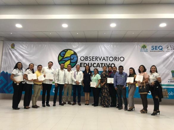 International Youth Foundation certifica a docentes del CONALEP